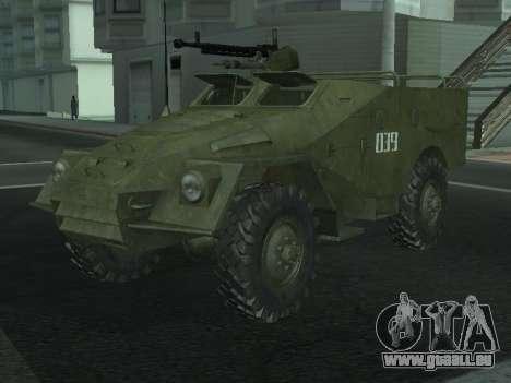 BTR-40 pour GTA San Andreas