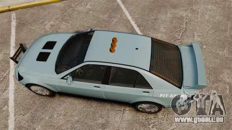Sultan Race-Kit für GTA 4 rechte Ansicht