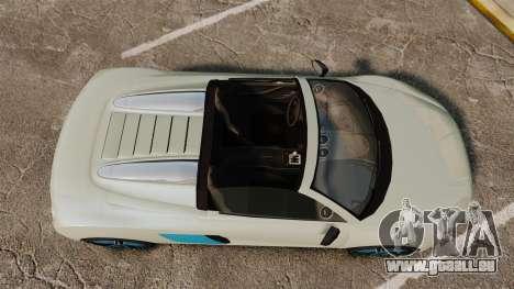 GTA V Obey 9F Spider für GTA 4 rechte Ansicht