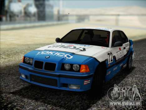 BMW M3 E36 für GTA San Andreas Motor