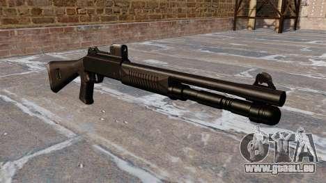 Fusil semi-automatique le Benelli tactique pour GTA 4