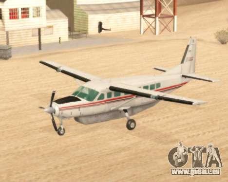 Cessna 208B Grand Caravan pour GTA San Andreas