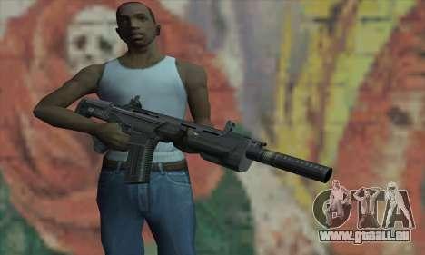 CICATRICE du CryENGINE 3 pour GTA San Andreas troisième écran