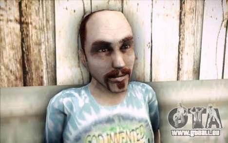 Onkel Dave für GTA San Andreas dritten Screenshot