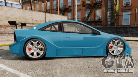 Opel Astra Coupe OPC Road Edition für GTA 4 linke Ansicht