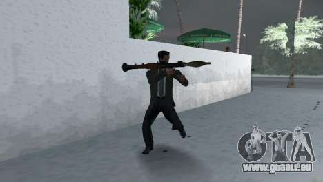 Retekstur Waffen für GTA Vice City neunten Screenshot