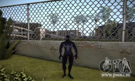 Spider man EOT Full Skins Pack für GTA San Andreas her Screenshot