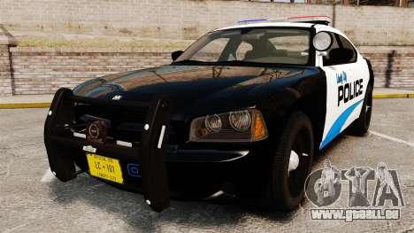 Dodge Charger 2010 Police [ELS] für GTA 4
