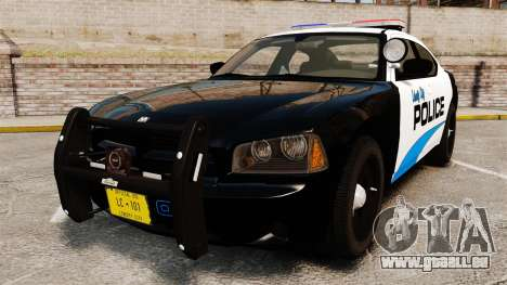 Dodge Charger 2010 Police [ELS] pour GTA 4