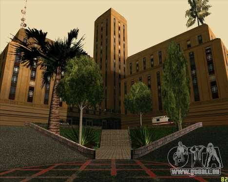 Nouvel hôpital de HD pour GTA San Andreas