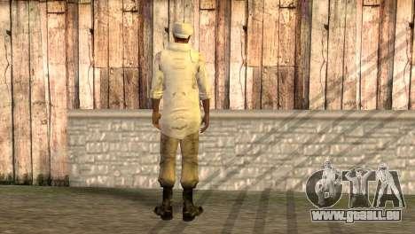 USAM Ben Laden pour GTA San Andreas deuxième écran