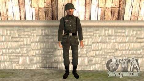 Soldats fascistes pour GTA San Andreas