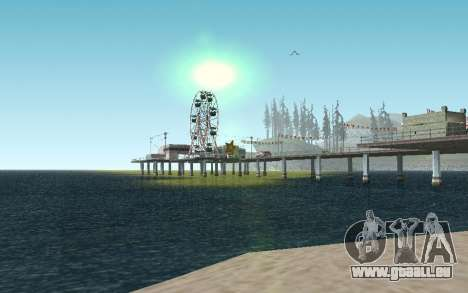 Time Control für GTA San Andreas dritten Screenshot