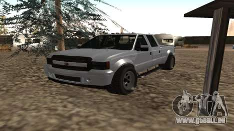 Sadler von GTA 5 für GTA San Andreas