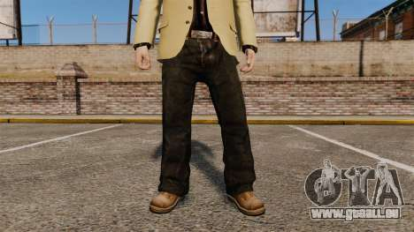 Jeans Bernies pour GTA 4