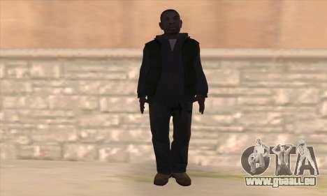 Clarence de GTA IV pour GTA San Andreas
