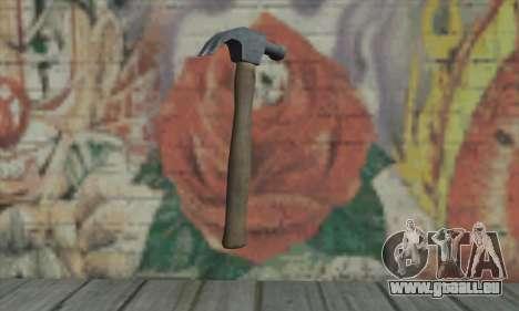 Marteau de GTA V pour GTA San Andreas deuxième écran