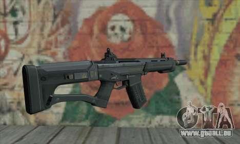 CICATRICE du CryENGINE 3 pour GTA San Andreas deuxième écran
