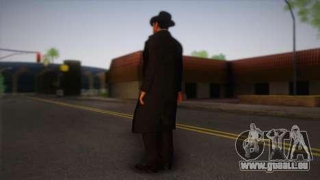 Vito Scaletta pour GTA San Andreas deuxième écran