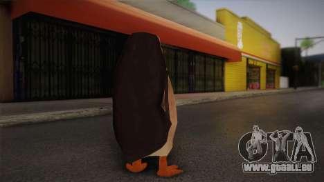 Rico pour GTA San Andreas deuxième écran