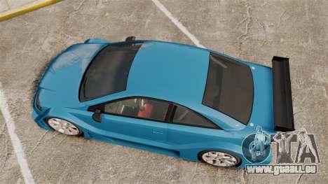 Opel Astra Coupe OPC Road Edition pour GTA 4 est un droit