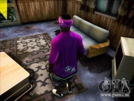 APB La Rocha für GTA San Andreas dritten Screenshot