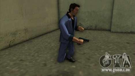 HK USP Compact pour le quatrième écran GTA Vice City