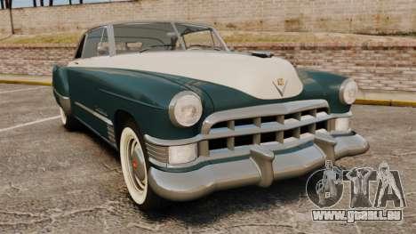 Cadillac Series 62 1949 pour GTA 4