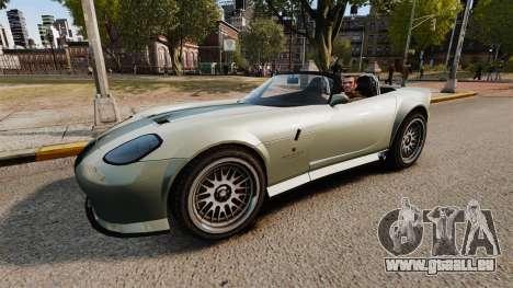 No Control v1.2 für GTA 4 Sekunden Bildschirm