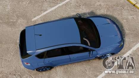 Subaru Impreza 2010 für GTA 4 rechte Ansicht