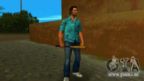 Baseballschläger aus GTA IV für GTA Vice City