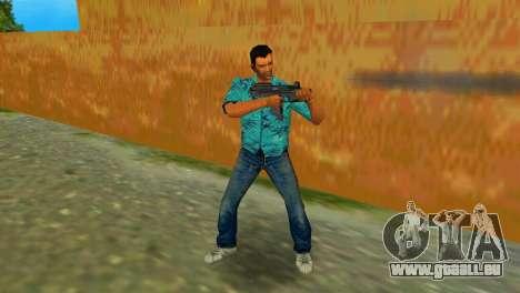 PM-98 Glauberite pour le quatrième écran GTA Vice City