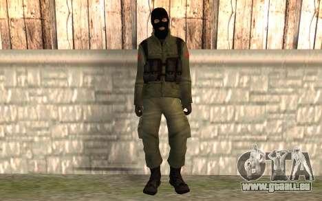Terroristes chinois pour GTA San Andreas