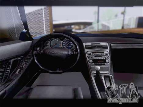 Acura NSX für GTA San Andreas Innen