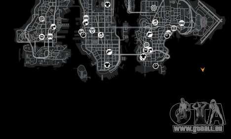 Lage von Desert Highway für GTA 4 sechsten Screenshot