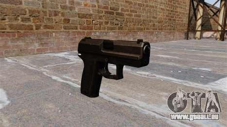 HK USP kompakte Pistole v1. 3 für GTA 4