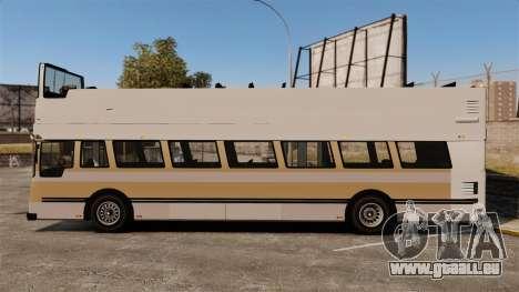 Touristenbus für GTA 4 linke Ansicht