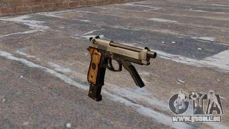 Auto Beretta M93R für GTA 4
