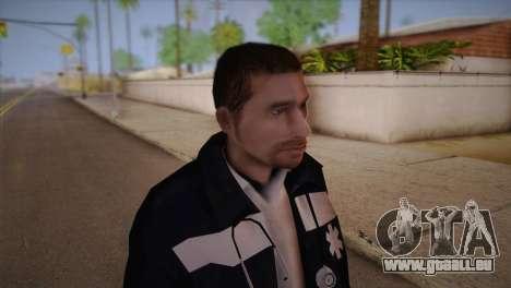 Le Medic de GTA 4 pour GTA San Andreas troisième écran