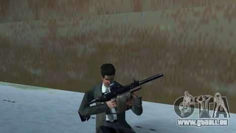 Kriss Super V für GTA Vice City dritte Screenshot