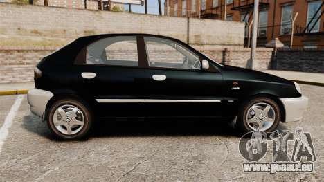 Daewoo Lanos Style 2001 Limited version für GTA 4 linke Ansicht