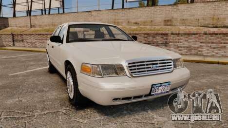 Ford Crown Victoria 1998 v1.1 für GTA 4