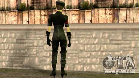 FGirL pour GTA San Andreas deuxième écran