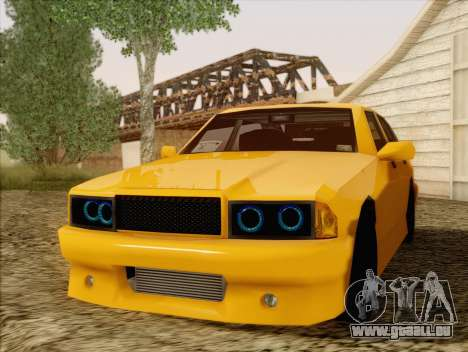 Sentinel ST pour GTA San Andreas