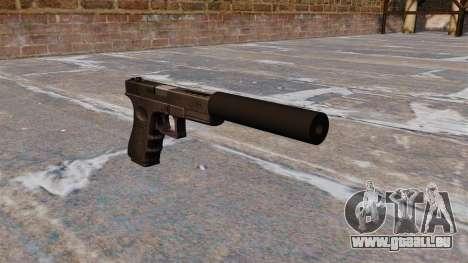 Auto Glock 18 c für GTA 4