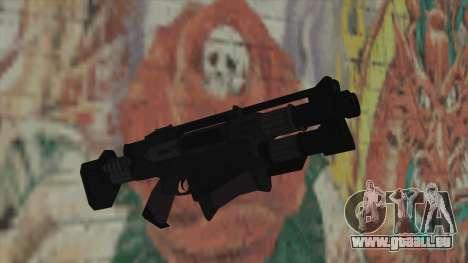 Gewehr der Timeshift für GTA San Andreas