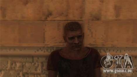 Madžin v7 pour GTA San Andreas troisième écran