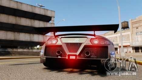 Double Tap Reverse für GTA 4