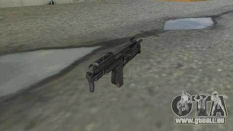PM-98 Glauberite GTA Vice City pour la deuxième capture d'écran