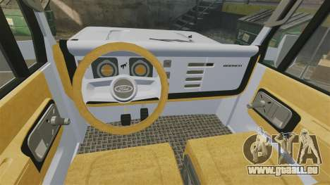 Ford Bronco Concept 2004 für GTA 4 Seitenansicht